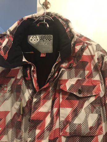 Куртка лыжная мужская