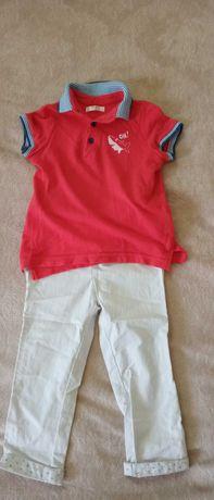 Продам літній костюмчик на хлопчика,хорошої якості.