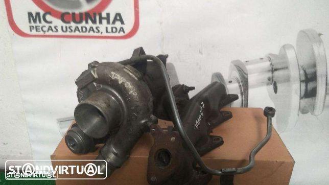 Turbo Renault Trafic Opel Vivaro 2.0DCI  -  H8200466021