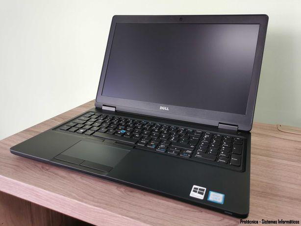 Dell Latitude e5580 / IPS Full HD / Garantia