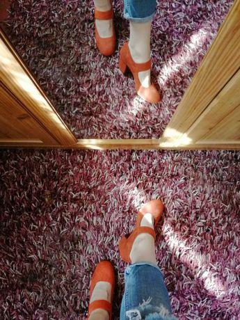 Rude buty na obcasie Jennifer r. 39