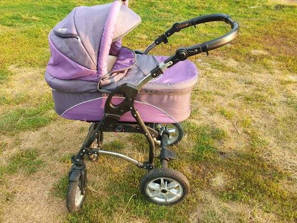 Wózek 3w1 baby rossy