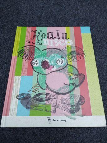 """Książka """"Koala disco"""" w twardej oprawie"""