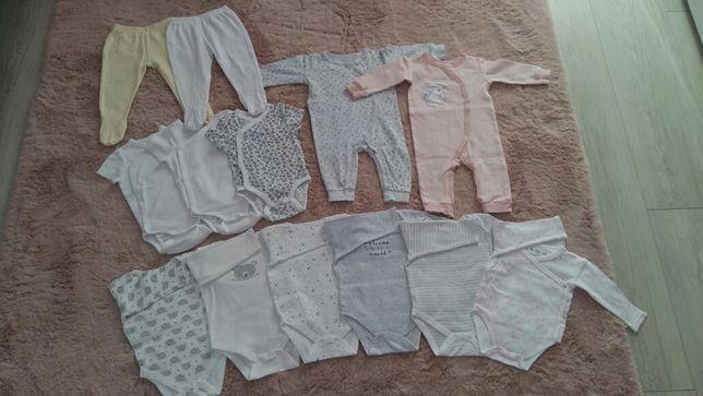 Body,pajace,ubranka dziewczynka roz 74