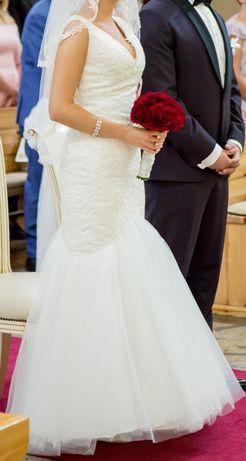 Suknia Ślubna RYBA / SYRENA