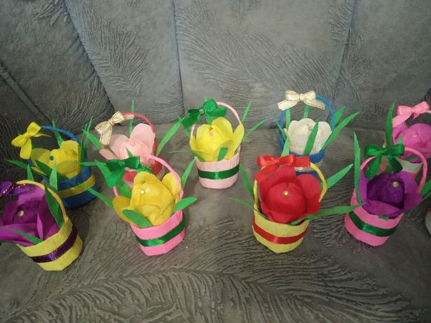 Сладкие цветочки!6 по цене 5!