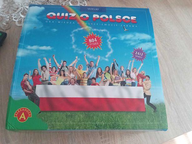 Wiedza o Polsce gra