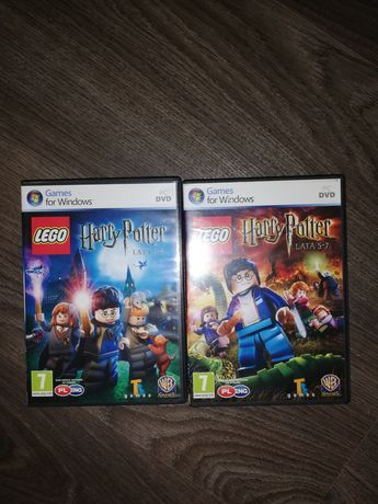 Lego harry Potter pc zestaw