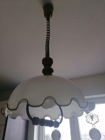 Lampa do kuchni  regulowania wysokość