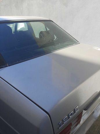 Mercedes 190 E com gpl