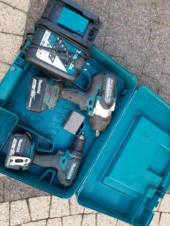 Sprzedam narzędzia makita. Po zalaniu makita dtw 1002.