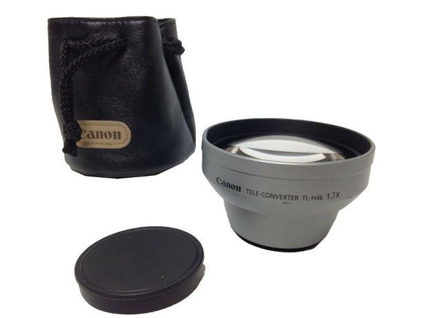 Canon Tele-Converter TL-H46 1.7X