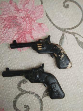Pistolet zabawka prl