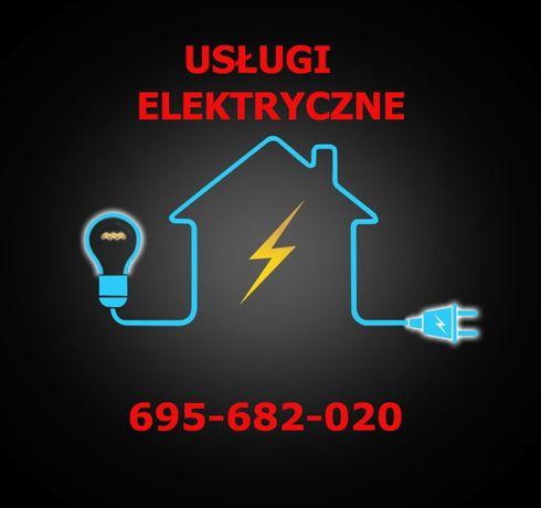 Usługi Elektryczne/ELEKTRYK Inowrocław i okolice