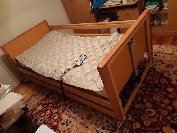 Łóżko medyczne specjalistyczne