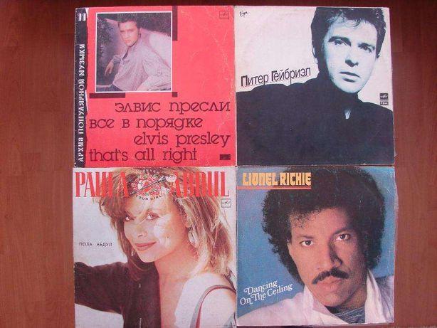 Paula Abdul - Lionel Richie - Peter Gabriel