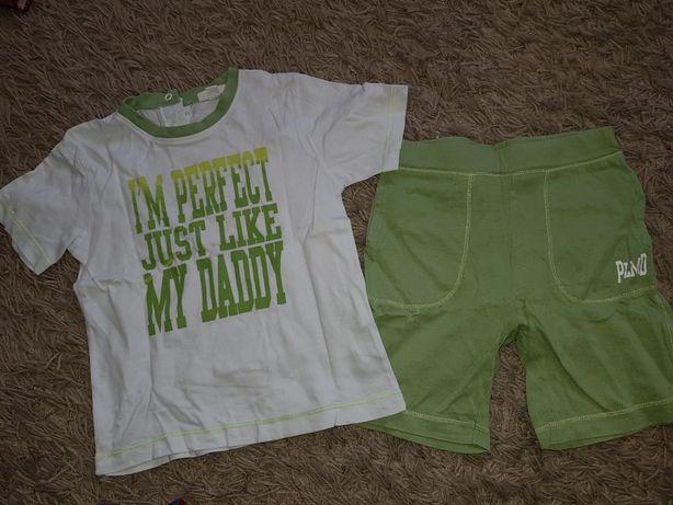 Mega paka ubrań dla chłopca 92 zestaw ubranek