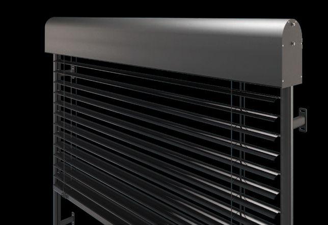 Żaluzje Fasadowe zewnętrzne Żaluzja Fasadowa Aluminiowe C80 Selt