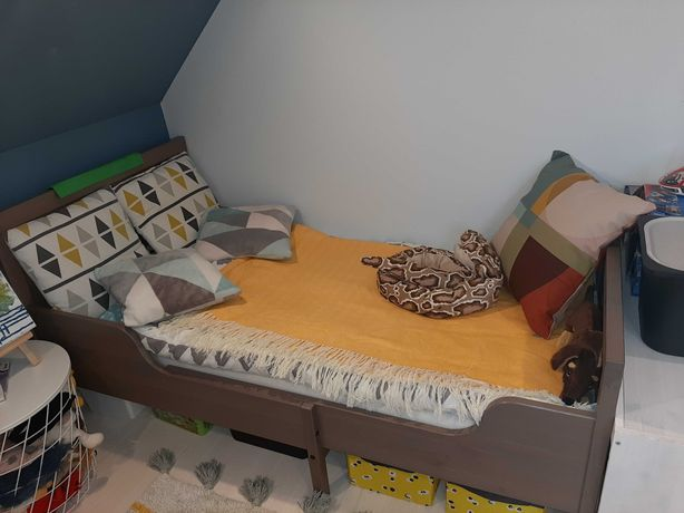Łóżko dla dzieci Ikea Sundvik