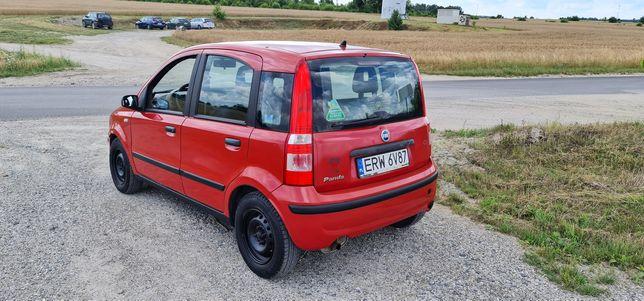 Fiat Panda 1.2 8v Gaz Sekwencja Wspomaganie City