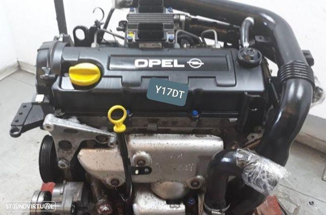Motor Opel Astra Corsa Combo 1.7Dti Ref.Y17DT