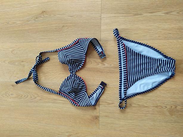 Kostium kąpielowy Freya Paris, biustonosz 65D 30D, dół XS