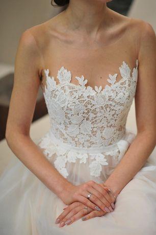suknia ślubna Sabe kolekcja whisper model prudence 34/36 + biustonosz
