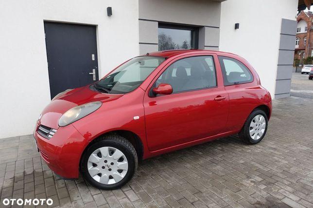 Nissan Micra #Klima#El. Szyby#El.Lusterka#Ekonomiczne Autko!!!