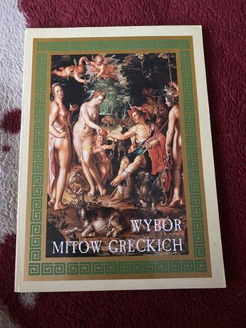Wybór mitów greckich