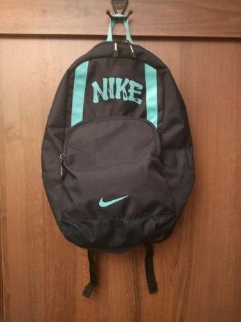 Plecak Nike NOWY czarny niebieski
