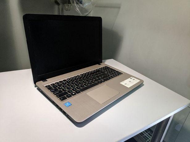 2019г Asus X540 (N4200 4ядра,4gb,500gb,IntelHD505-1gb)-ГАРАНТИЯ-17000
