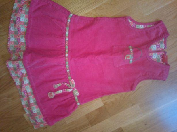 Sukienka dla dziewczynki firmy 5-10 15