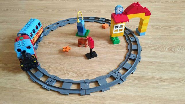 LEGO DUPLO 10507 Мой первый поезд, оригинал. Cо звуком!