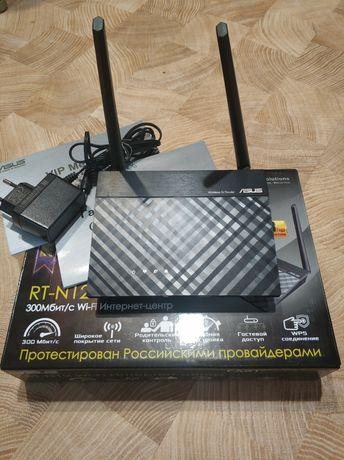 Продам Wi-Fi-роутер Asus RT-N12