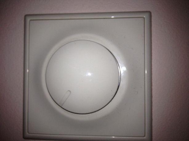 АББ выключатели, накладки, светорегулятор серии Impuls ABB