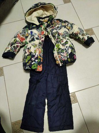Продам детский зимний комбинезон Bilimi р86