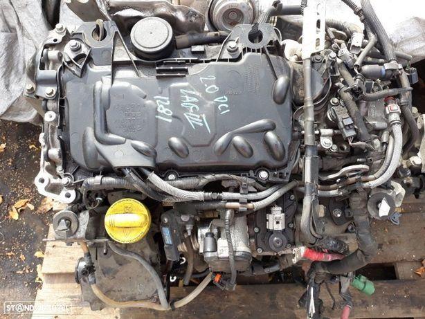 Motor RENAULT LAGUNA III 2.0L 131 150 CV - M9R742