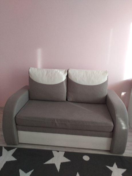 Kanapa/Sofa 2-osobowa, rozkładana
