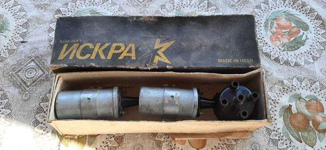 Новая катушка зажигания ВАЗ Б117-А СССР