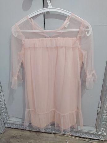 Красивейшее платье на подростка персикового цвета ф F&FKids
