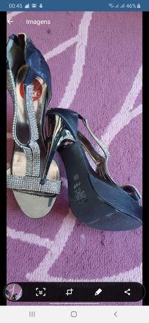 Sandálias exe maravilhosas tamanho 39 NOVAS