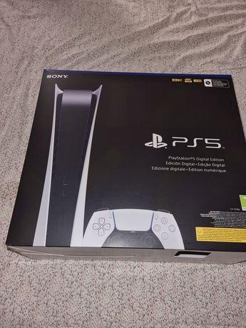 Playstation 5 Digital Edition + Comando