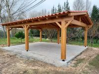 telheiros de madeira - Madeira&Conforto