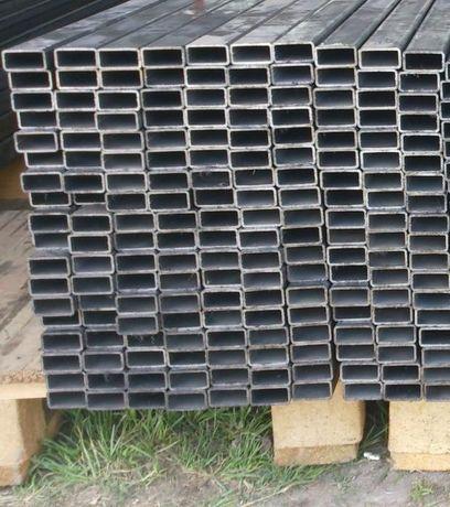40x20x2mm Profil zamknięty / rura prostokątna / kształtownik L6m