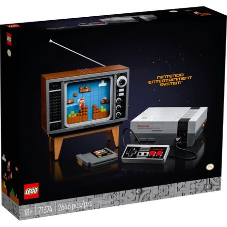 LEGO Exclusive Система развлечений Nintendo (71374)
