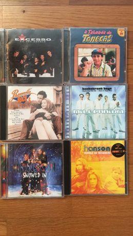 Vários cds originais