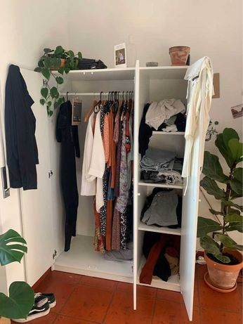 guarda roupa - condição excelente