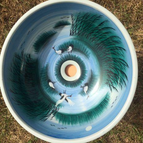 Продаётся керамико- художественная раковина