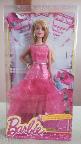 Lalka Barbie pink & fabulous