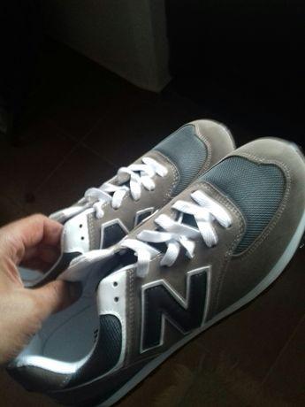 Tenis new balance novos